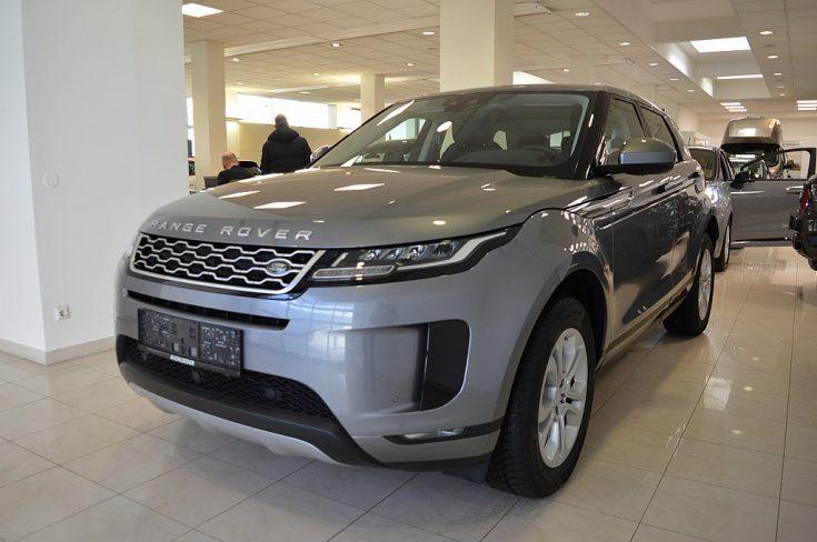 Land Rover Range Rover Evoque 2,0 D150 S Aut. bei GB PREMIUM CARS in