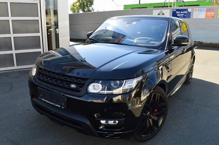 Land Rover Range Rover Sport 3,0 SDV6 HSE Dynamic bei GB PREMIUM CARS in