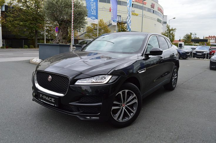 Jaguar F-Pace 20d AWD Prestige Aut. bei GB PREMIUM CARS in