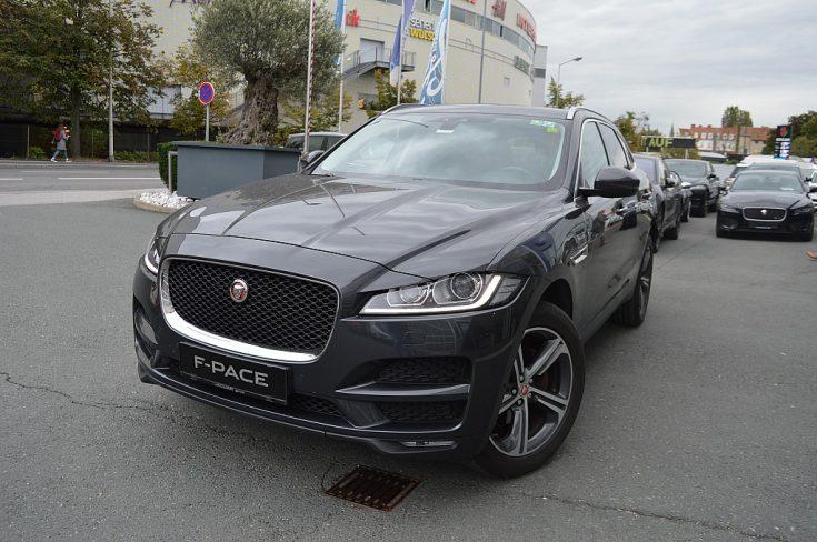 Jaguar F-Pace 20d AWD Portfolio Aut. bei GB PREMIUM CARS in