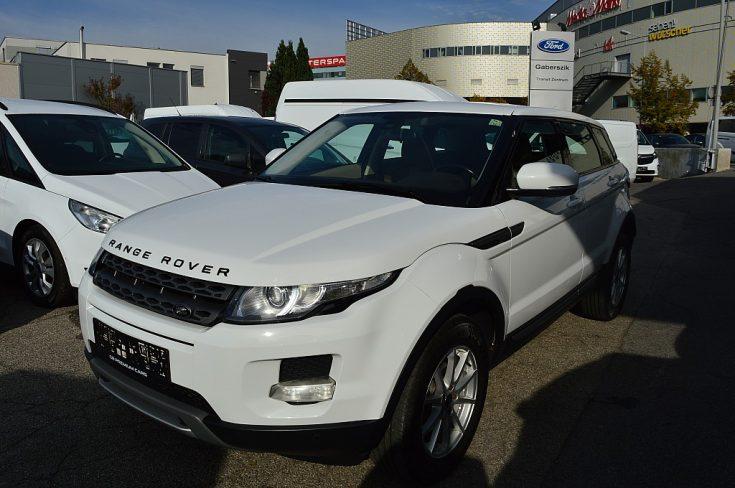 Land Rover Range Rover Evoque Pure 2,2 TD4 bei GB PREMIUM CARS in
